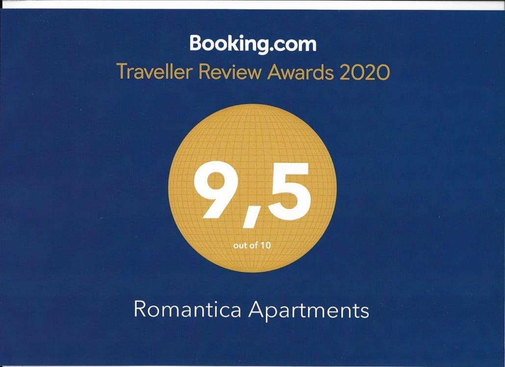 booking romantica