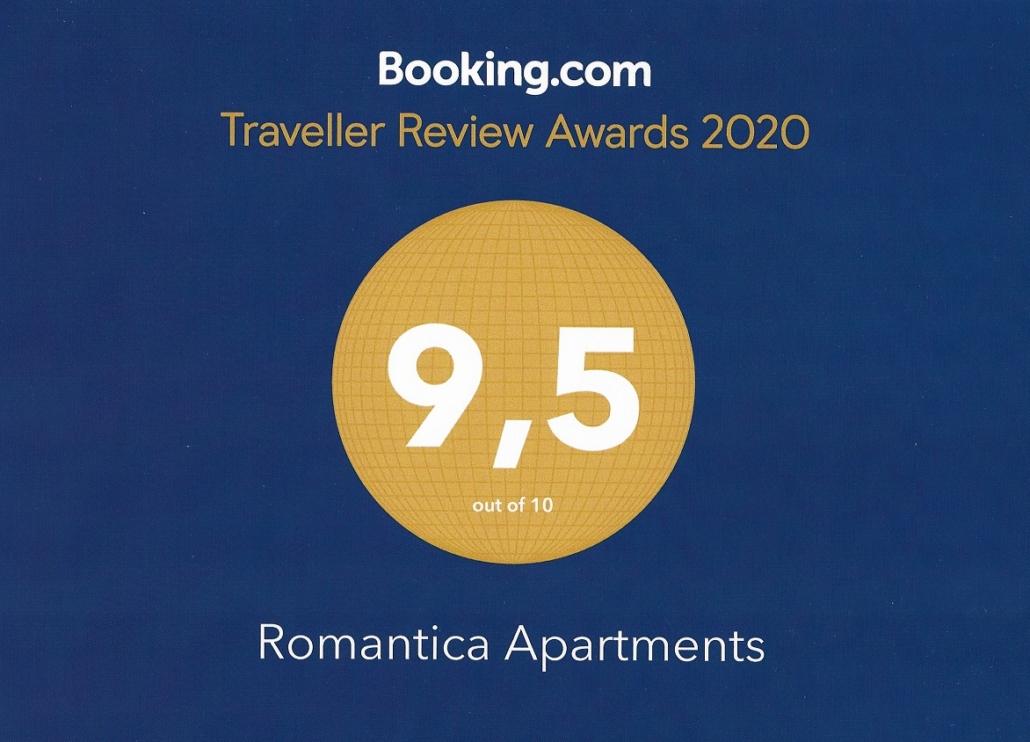 booking romantica